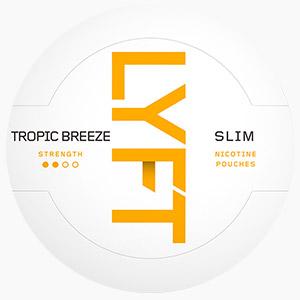 Nicotine Pouches LYFT Tropic Breeze