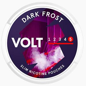 Nicotine Pouches VOLT Dark Frost Super Strong